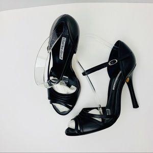 Charles David Leather Sandals